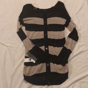 NWT Striped Sweater